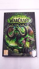 World of Warcraft: Legion Edizione per collezionisti cover vuoto