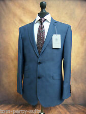 Men's Alexandre Savile Row Blue Suit 40S W34 L29 SS6285