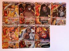 One Piece Miracle Battle Carddass Miracle Set OP06 7/7