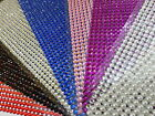 1500 BULK SHEET of 5mm Self Adhesive DIAMANTE Stick On Rhinestone GEMS CRAFT