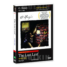 The Last Leaf(O. Henry) (2004) DVD - Scott Mansfield (*New *Sealed *All Region)