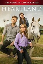 Heartland Season (9) Region 1, North America DVD Boxed Set, 5-Discs (NEW)