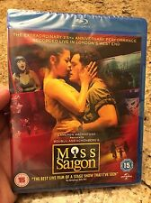 MIss Saigon Blu-ray 25th Anniversary - LIVE - BRAND NEW ships from United States