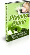 Playing Piano - PDF eBook
