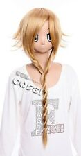 W-288 SOUL EATER Medusa perruque COSPLAY blonde Tresse 70cm Manga ANIME