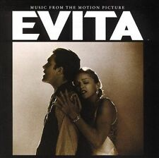 Evita: Music from the Motion Picture by Madonna/Andrew Lloyd Webber...