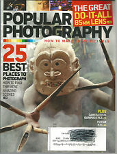 Popular Photography April 2011 25 Best Places to Photograph/Make Great Pictures
