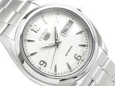 Seiko 5 Men's SNX121K1 Stainless Steel Automatic 21 Jewels Day Date Watch