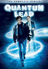 Quantum Leap:The Complete Series(27-DVD Set,2014,Seasons 1-5)NEW Authentic