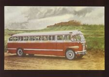 MOTORING Coaching Transport South African Railways Luxury Bus c1930s? PPC