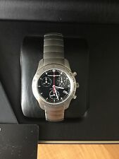 PORSCHE DESIGN Damenuhr/Chronograph P10, Ref. P6604,  Swiss Made, NEU, UVP 2100