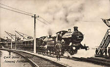 Great Western Railway Official. Ocean Express Leaving Fishguard.