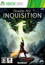 Dragon Age: Inquisition -- Xbox 360 -- FRENCH! -- BRAND NEW & SEALED