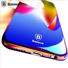 Baseus Aurora Gradient Color Transparent Case For Samsung Galaxy S8+ Plus