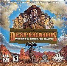 Desperados: Wanted Dead or Alive (PC, 2002) Steam Key