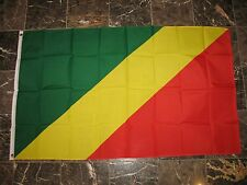 3x5 Democratic Republic of Congo Kongo flag 3'x5' house banner grommets