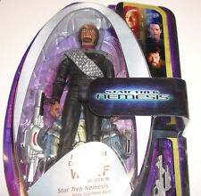 Star Trek Nemesis Lieutenant Commander Worf Action Figure