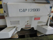 BRADLEY LIFTING CORP., CAP 12000 POUNDS, S/N 78071
