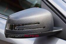 Mercedes Benz A45 CLA45 AMG A250 A200 C63 E63 CLS63 Carbon Fibre Fiber Mirrors