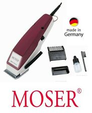 Moser Haarschneider EDITION 1400 bordeaux, Haarschneidemaschine Trimmer 42101