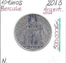 10 EUROS - HERCULE (500 000 Ex) Pièce en Qualité: NEUVE // FRANCE - 2013