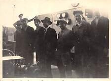 B27340 Galati Bazin Doc si Silozuri foto real 1938 romania