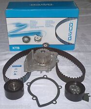 PEUGEOT 407 HATCBACK 2.0 HDI DIESEL DAYCO CAM BELT TIMING BELT KIT WATER PUMP