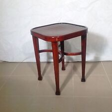 Original Thonet Hocker um 1900 !Restauriert!