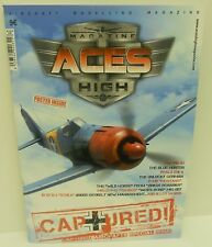 Aircraft Modelling Magazine Issue 8, Aces High - Captured, 80 Pages (Book)