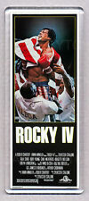 ROCKY IV (4) movie poster LARGE 'wide' FRIDGE MAGNET - STALLONE!