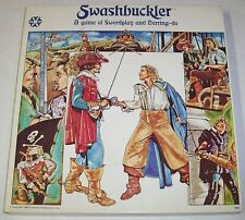 Swashbuckler, Used Boardgame, English