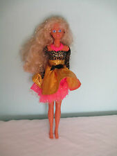 Vintage 1980s Hasbro Sindy Doll - Smash Hits Sindy 1989