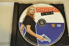 Chuck Second Season 2 Disc 2 Replacement DVD Disc Only