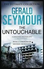 GERALD SEYMOUR ___ THE INTOUCHABLE ___ NEUF ___ FREEPOST UK