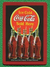"""""""Ice Cold Coca-Cola Sold Here"""" Mint Condition Swap Card 2003 U.S. Playing Cards"""