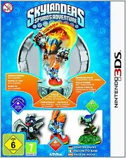 SKYLANDERS PACK 3DS NUEVO PRECINTADO - NEW SEALED - STARTER PACK DE INICIO -