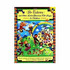 De Colores and Other Latin American Folksongs for Children by Jose-Luis...