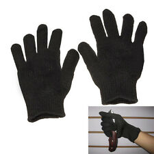 Stainless Steel Wire Safety Work Anti-Slash Cut Static Resistance Protect Gloves