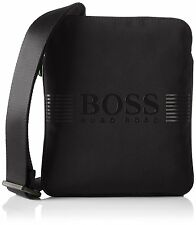 Hugo Boss Green Label Mens Messenger Bag Pixel S Zip Env Shoulder Bag 50332705