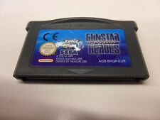 Nintendo Game Boy Advance  Gunstar Future Heroes