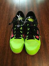 New NIKE Zoom Rival MD 10.5 Mens Track Spikes Mid Distance Running Shoes Gr