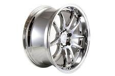 AODHAN DS-02 19x9.5 5x114.3 +15 Vacuum Chrome (PAIR) wheels