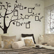 Black Tree Removable Decal Room Wall Sticker Vinyl Art DIY Decor Home Family