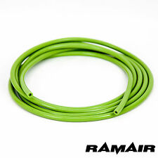 Silicone 5mm x 10m Vac - Tube - Boost - Hose Pipe Line Green
