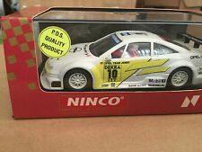 discontinued ninco OPEL CALIBRA V6  WHITE REF C50114
