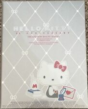 Sanrio Sephora Hello Kitty's 40th Anniversary Red Bow Beauty Diaries - NIB