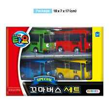 TAYO the Little Bus Special 4 Cars Set Toy for Children's toys Birthday Gift