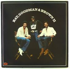 "12"" LP - Ray, Goodman & Brown - Ray, Goodman & Brown II - A2669h"