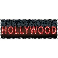 "HOLLYWOOD 46"" x 88"" real board background * hollywood theme party * movies"