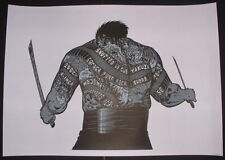 Snuffed By The Yakuza 2006 Tour Poster Print Rica Charky S/N Art Asian Japanese